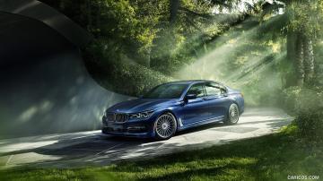 BMW Alpina B7 Wallpapers