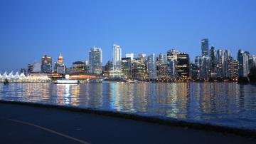 lights vancouver HD Wallpaper   City Town 705222