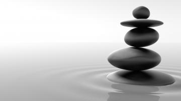 Download Zen Balance Wallpaper 1600x900 Wallpoper 384535