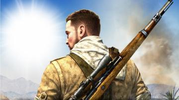 Carl Fairbairn in Sniper Elite 3 HD Wallpaper   iHD Wallpapers
