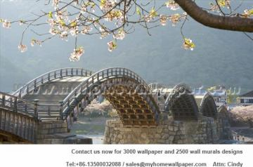 Japanese Natural Scenery Wallpaper Special Design Muralbh3044   Buy