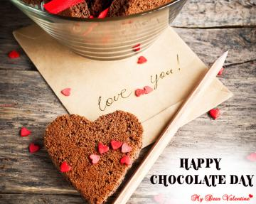 50 Happy Chocolate Day Pictures Wallpapers for Lover Special