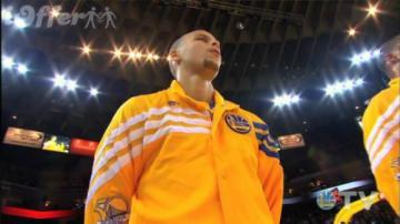 Stephen Curry The Human Torch DVD NBA 60 Mins Warriors