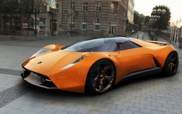 Lamborghini Insecta Concept Car Wallpapers HD Wallpapers