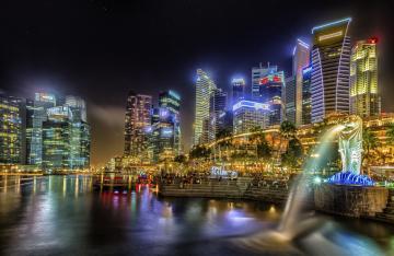 SINGAPORE city lights wallpaper 5055x3292 169624 WallpaperUP