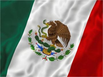 Download Mexico wallpaper flag mexico