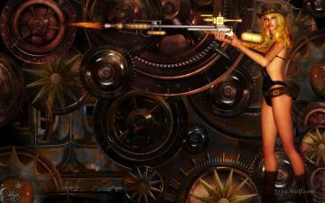 Steampunk Computer Wallpapers Desktop Backgrounds 2560x1600 ID
