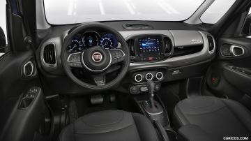 2019 Fiat 500L   Interior Cockpit HD Wallpaper 6