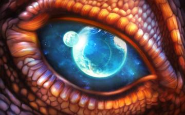 Dragon Eye Wallpapers HD Wallpapers