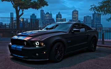 car wallpapers download Black Ford Mustang Gt 2015 in high