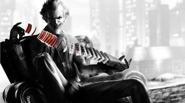 Batman Arkham City Joker Wallpaper 19201080 23054 HD Wallpaper Res