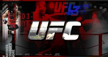 UFC Wallpaper by EvgeniySi