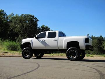 Chevy Trucks Wallpapers Chevy Truck Lifted Wallpaper