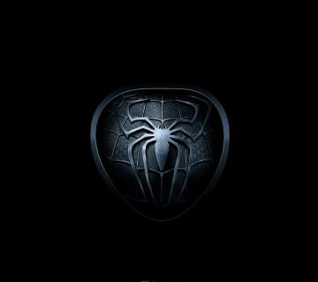 Spider Logo Android mobile phone wallpaper HD by android2youcom