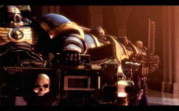 Warhammer 40k space marines wallpaper 1920x1200 11287