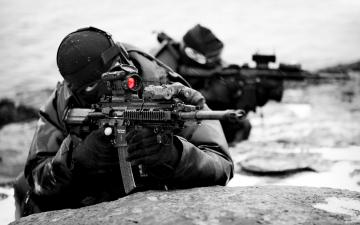 Sniper Rifles HD Wallpapers are to download from AMB Wallpapers