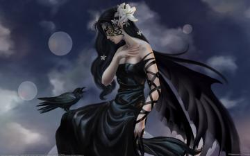 Gothic Dark Angel   Gothic Wallpaper 26397076 fanclubs
