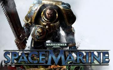 Warhammer 40K Space Marine Wallpaper 1   Warhammer 40K Space Marine