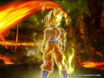 Dragon Ball Z Goku Super Saiyan Hd Wallpaper