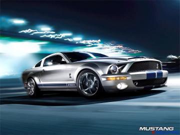 Mustang Desktop Wallpapers