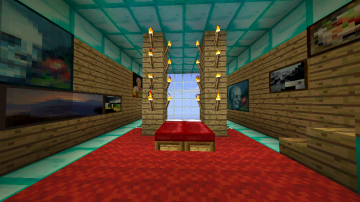 bedroom design 590x331 minecraft wallpapers confidential bedroom