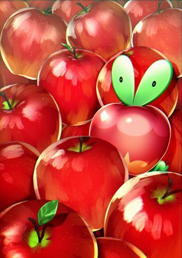 Applin   Pokmon Sword Shield   Zerochan Anime Image Board