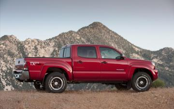 2011 Toyota Tacoma Double Cab wallpaper   403520