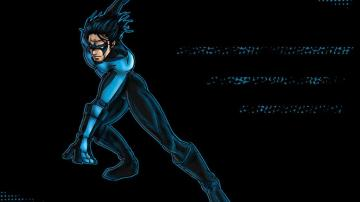 nightwing wallpaper   63478   HQ Desktop Wallpapers   [HD4desktop