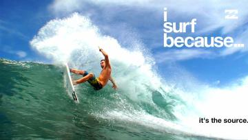 surf because 1024x581 The Billabong I Surf Because Campaign