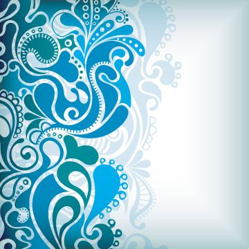 delicate pattern background vector is vector background vector