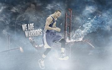 FunMozar Stephen Curry Splash Wallpaper