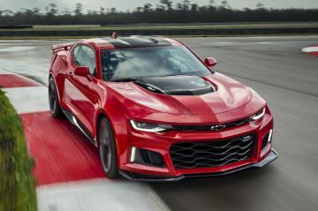 La 6me gnration de Chevrolet Camaro se dcline en version trs