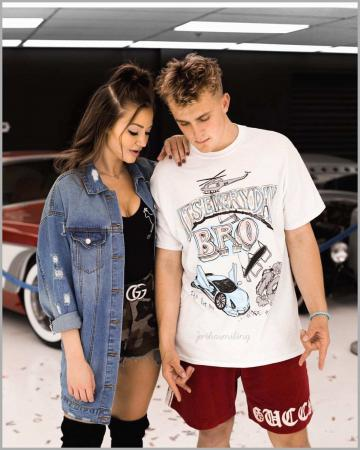 Jake Paul And Erika 2228959   HD Wallpaper Backgrounds Download
