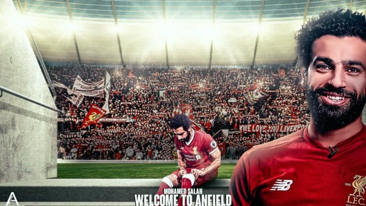 640x1136px Mohamed Salah Liverpool Wallpapers