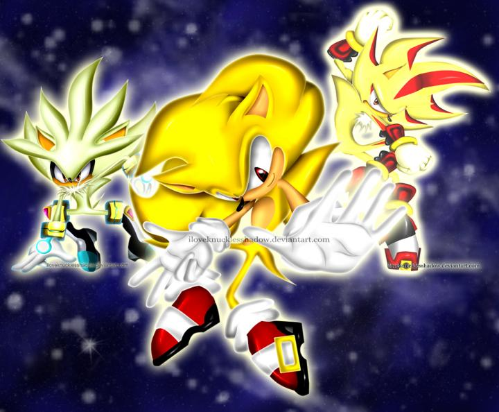 1920x1080px Sonic Shadow And Silver Wallpaper