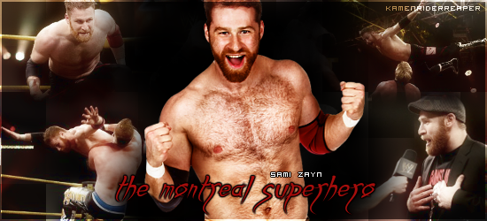 665x385px Sami Zayn Wallpaper Wallpapersafari