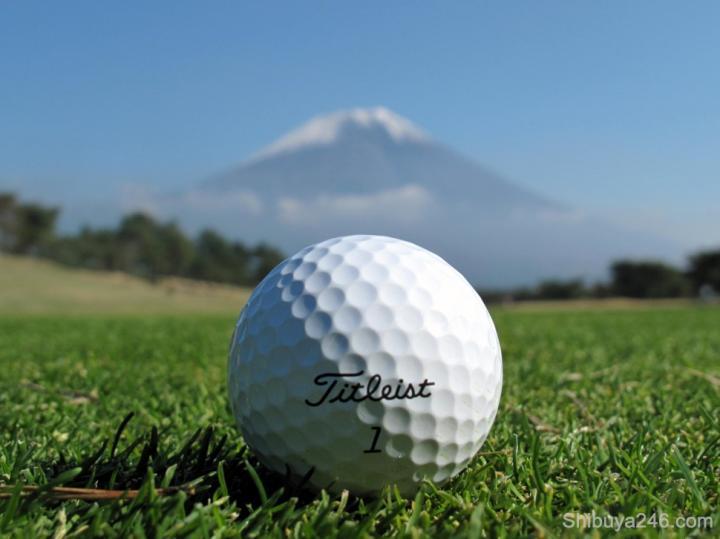 550x413px Titleist Golf Wallpaper