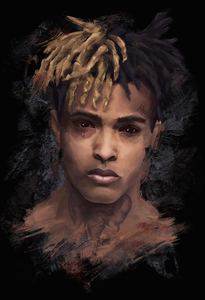 1600x900px XXXTentacion HD Wallpapers