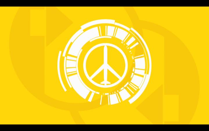 900x563px MGS Peace Walker Wallpaper