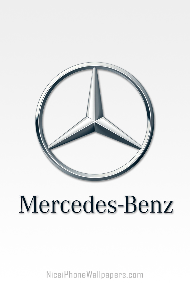 Mercedes Logo Wallpaper Iphone Hd