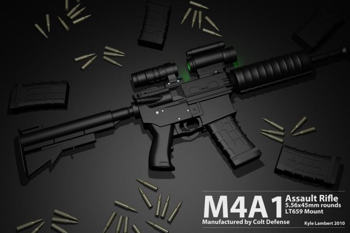 1280x800px m4 carbine wallpaper wallpapersafari