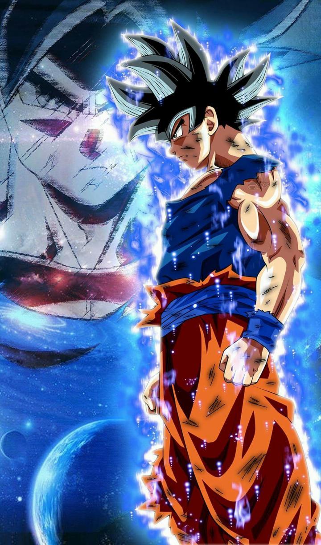 1600x2936px Goku Ultra Instinct Mastered Wallpapers ...