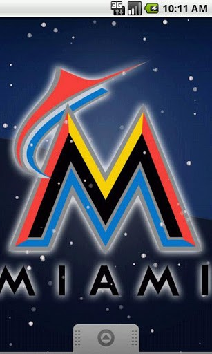 307x512px Miami Marlins Wallpapers