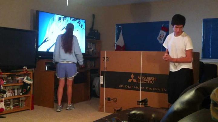 1440x900px cracked tv screen prank wallpaper wallpapersafari - How to do the broken tv screen prank ...