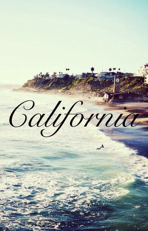 500x299px California Tumblr Wallpaper
