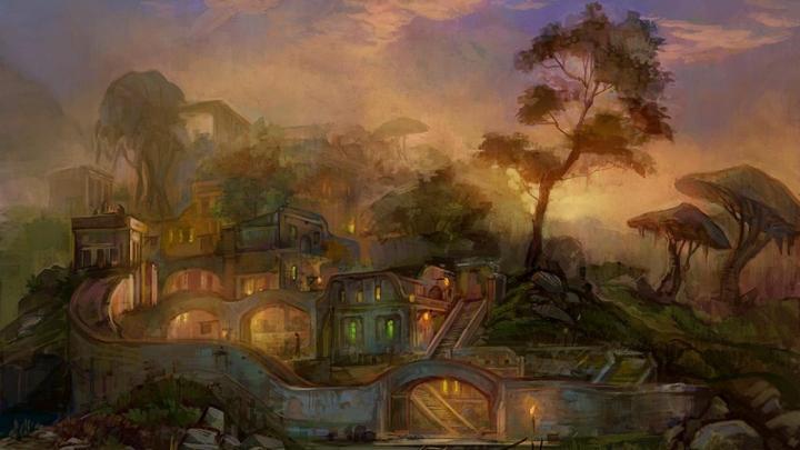1680x1050px Morrowind Wallpaper