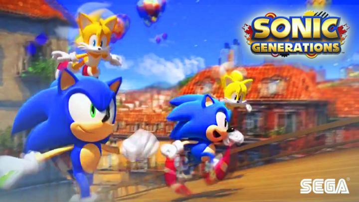 900x506px Sonic Generations Wallpaper Hd Wallpapersafari