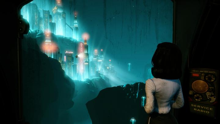 1920x1080px BioShock Rapture Wallpaper