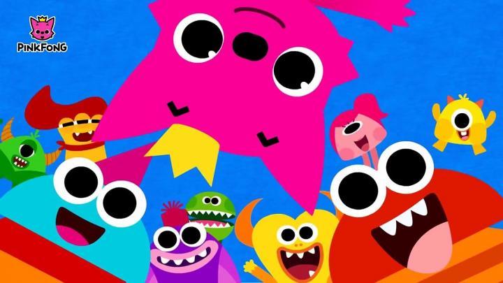1280x720px Baby Shark Pinkfong Wallpapers - WallpaperSafari