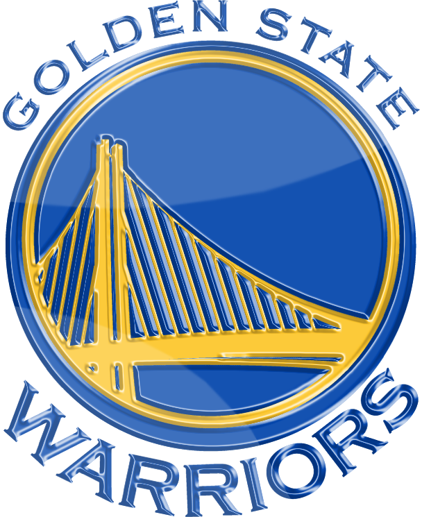 3840x2160px Warriors Logo Wallpaper